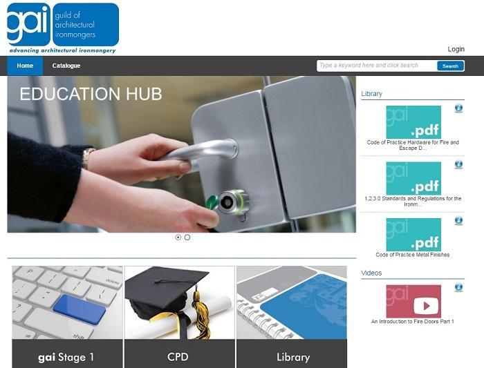 New British Standard guides bring door hardware