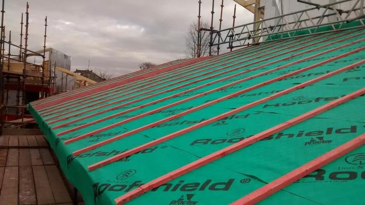 High performance roofing membranes