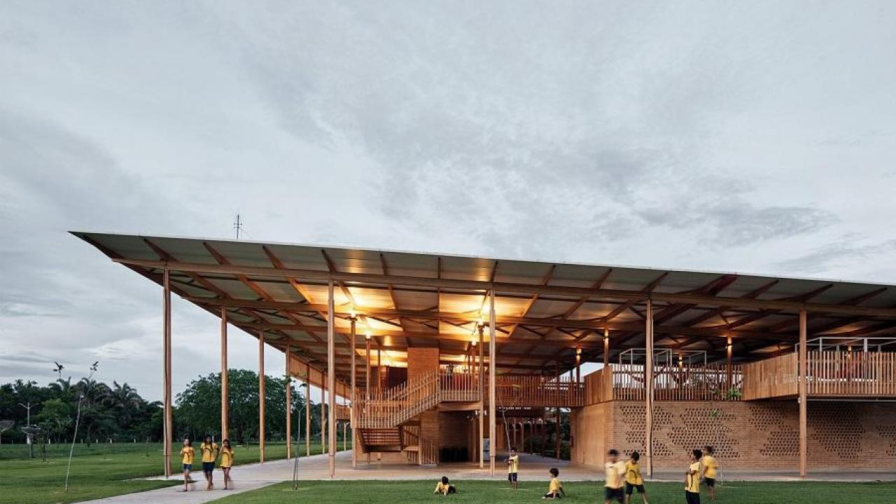 Brazilian-school-wins-worlds-best-new-building